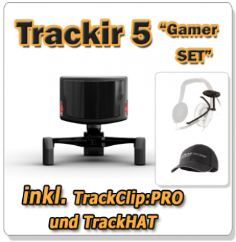 Trackir 5 Gamer Set
