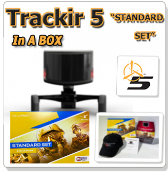 Trackir 5 Standard Set in a BOX