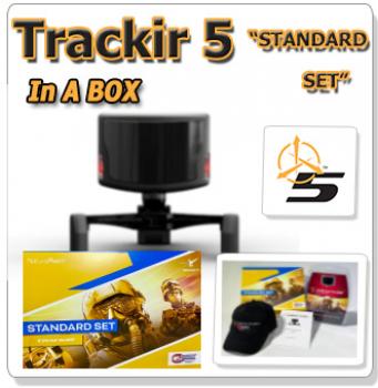 Trackir5 Standard Set in a BOX