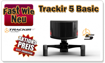 Trackir 5 basic (Refurbished)